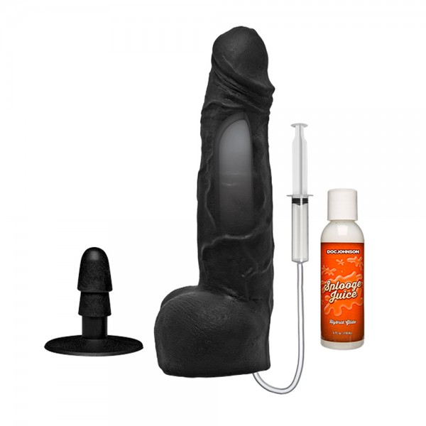 Kink Squirting Cumplay Cock 10 Inches