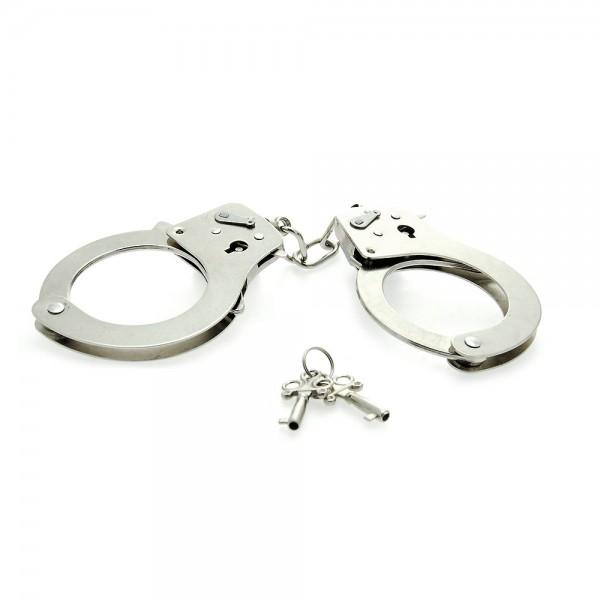 Eroflame Metal Handcuffs