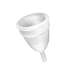 Menstrual Yoba Cup White Small