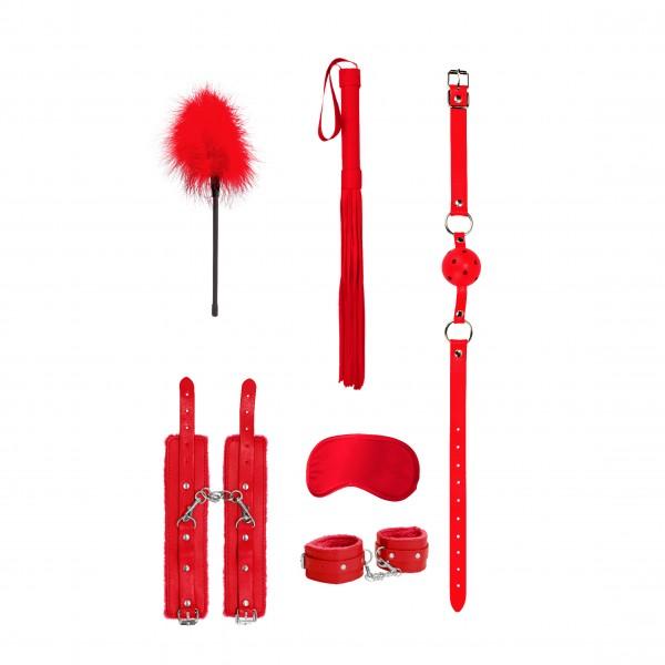 Beginners Bondage Kit Red