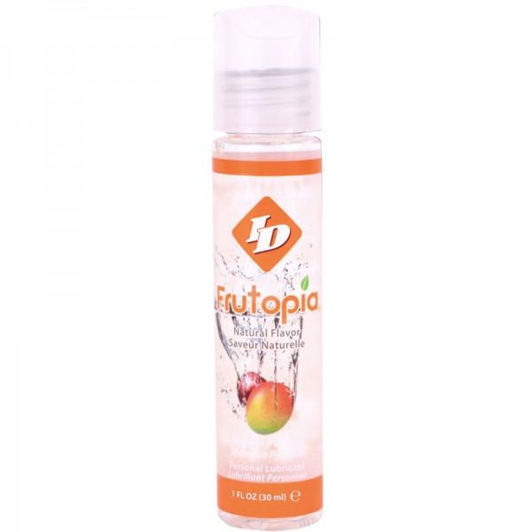 ID Frutopia Personal Lubricant Mango 1 oz