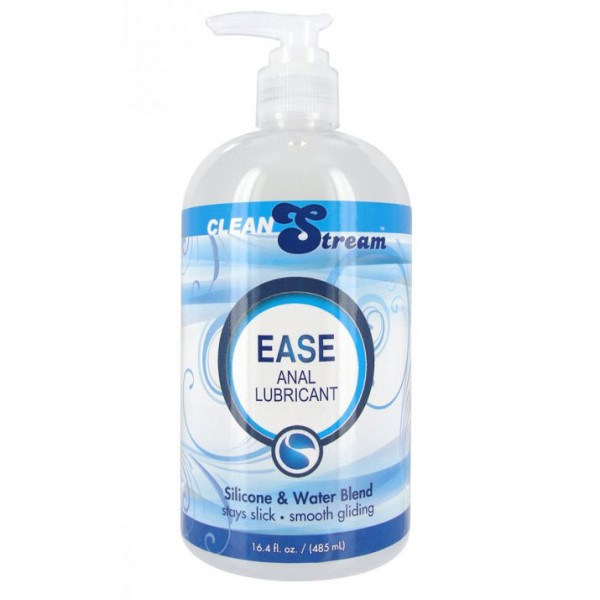 Clean Stream Ease Hybrid Anal Lubricant 16.4 oz